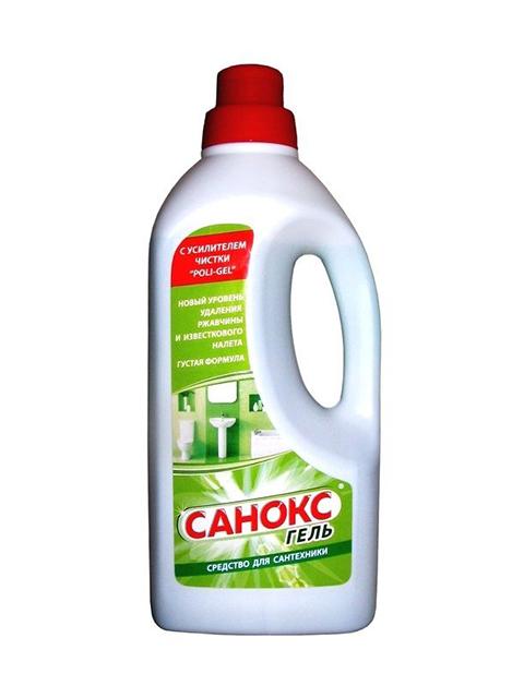 Санокс СЧС для сантехники гель 1,1 литр