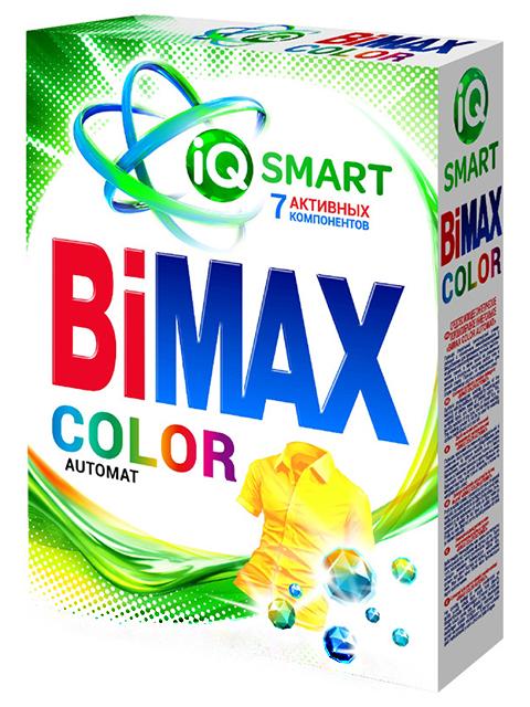 BIMAX СМС Порошок-автомат Color 400 г