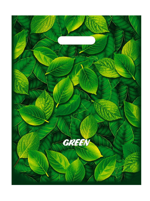 "Пакет ""проруб"" 31х40 Интерпак ""Грин"" (Green)"