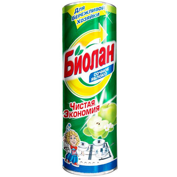 БИОЛАН СЧС Сочное яблоко 400г
