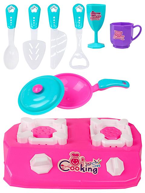 """Игровой набор посуды """"Современная посуда-1"""" 5 предметов"""