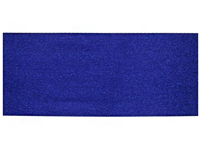 Лента атласная, декоративная 5,0х32,9м №8110/3162 сине-фиолетовый (цена за 1м)