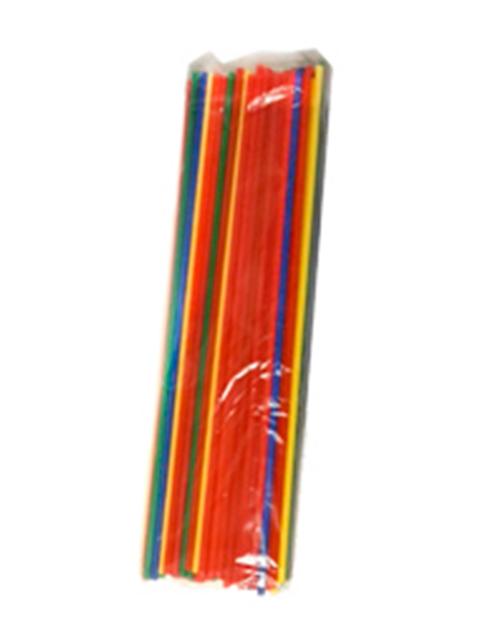 Палочки для шариков Цветные 100 шт. в упак