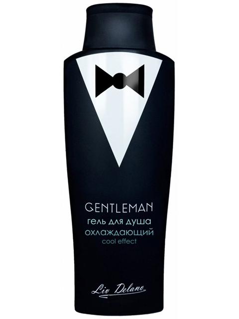 """Гель для душа """"Gentleman"""" охлаждающий, 300г"""