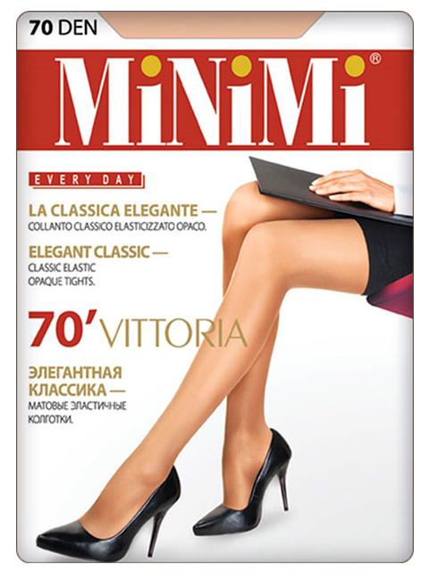 "Колготки женские MiNiMi ""Vittoria 70"" Daino 3-M"