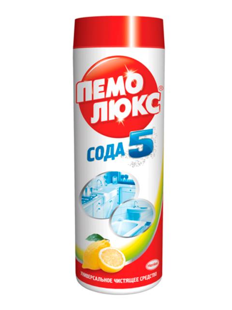 Пемолюкс СЧС Лимон, пластиковая упаковка, 480 грамм