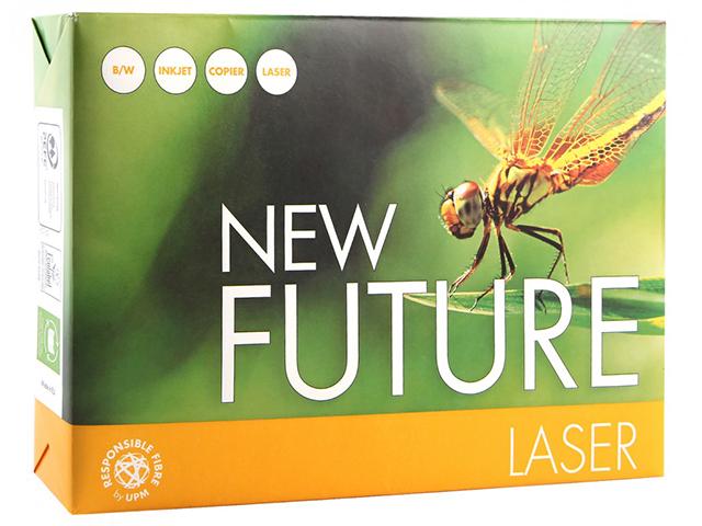 Бумага для офисной техники New Future (А4, 80г/кв.м, белизна 146% CIE, класс-С, 500 листов)