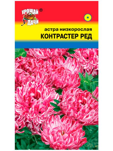 Астра Контрастер Ред, низкорослая, ц/п, 0,1г