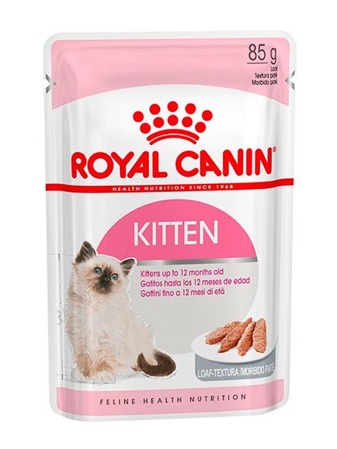 Корм РК Киттен паштет 0,085 кг (для котят 4-12 мес)