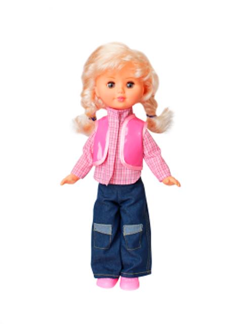 """Кукла """"Наташа (говорящая 10 фраз)"""" в картонной упаковке"""