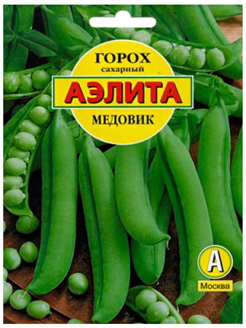 Горох Медовик 25г, ц/п б/ф R