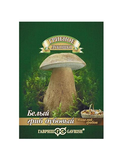 Белый гриб Дубовый на зерновом субстрате 15 мл