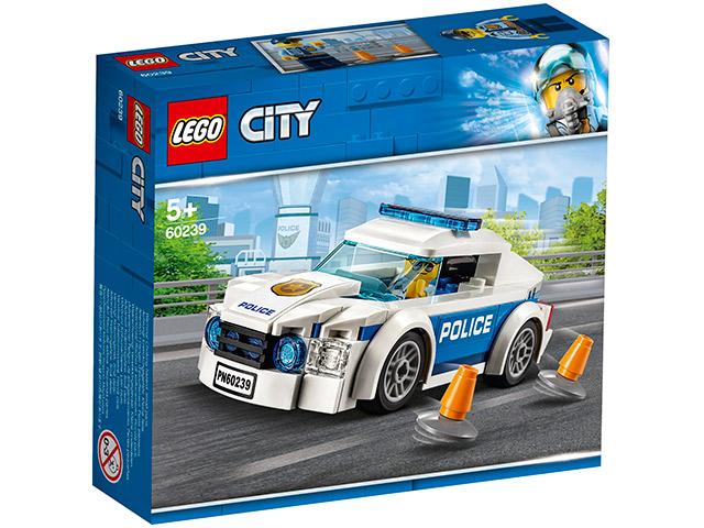 """Игрушка LEGO """"CITY"""" Полицейский автомобиль"""