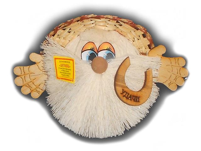 Антошка в соломенной шляпе