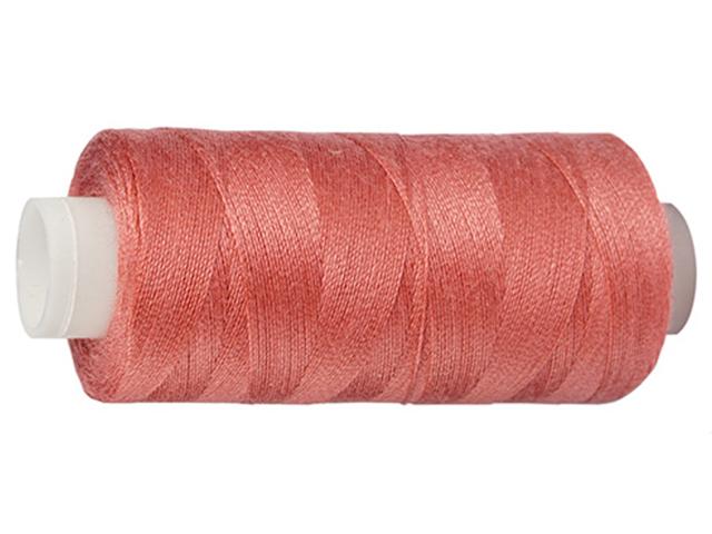 Нитки швейные Bestex, №40, 365м (031 темно-темно-розовый)