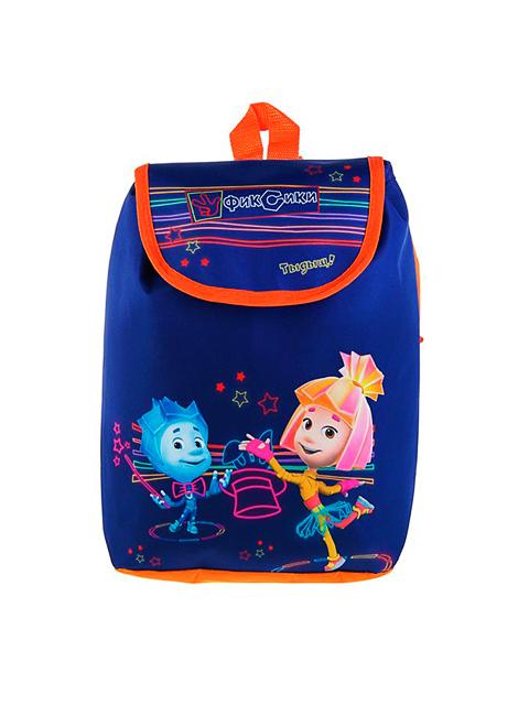 """Сумка-рюкзак детская """"Фиксики"""" 22*29*13,5 см"""