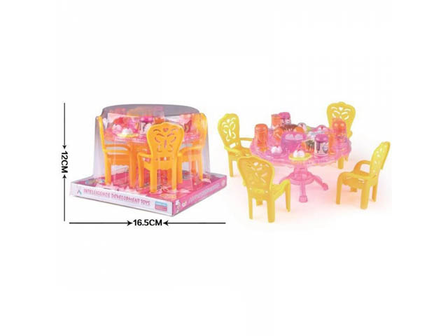 "Мебель для кукол ""Happy Kitchen"", в пласт. коробке"