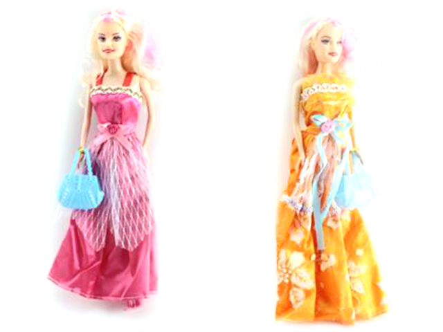 """Кукла """"Барбара. В длинном платье"""", 27,5см, в пакете"""