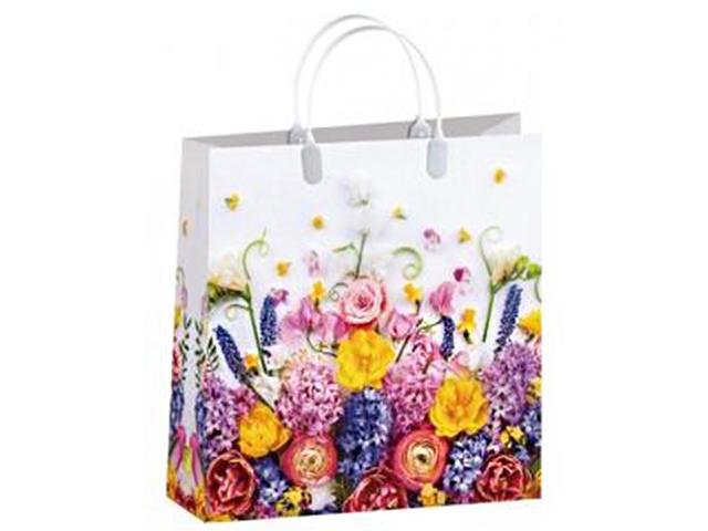 Пакет подарочный пластиковый LE SIAN 30*30+10, ВАМ191