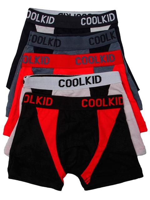 "Трусы для мальчика ""COOLKID"" (боксеры) размер S"