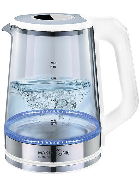 Чайник электрический MAXTRONIC МАХ -1782, 2 л, 1800 Вт