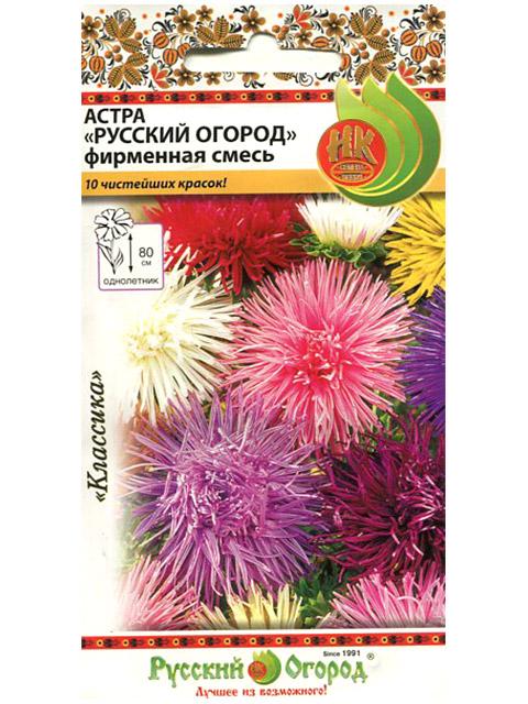 Астра Русский огород, фирменная смесь ц/п, 0,3г, Русский огород