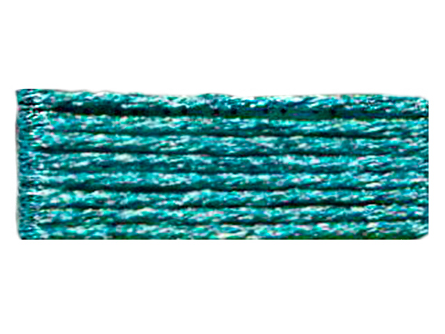 Мулине Bestex, металлик, 8м (EgM-12 голубой)