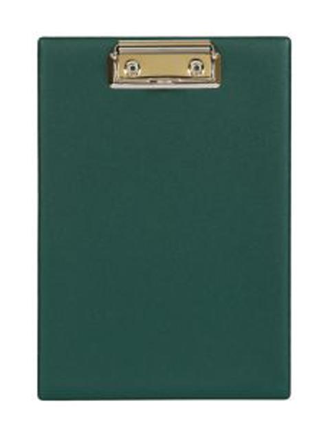 Планшет с зажимом А5 ДПС зеленый, ПВХ