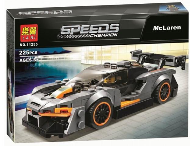 """Конструктор """"McLaren Senna"""" 225 деталей в коробке"""