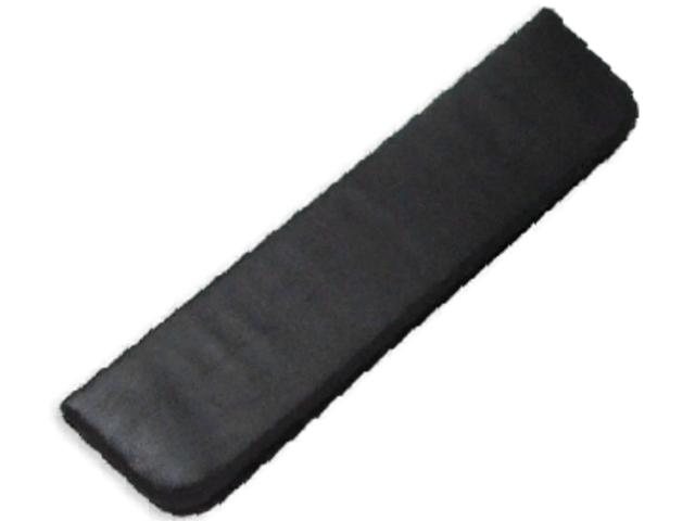 Пенал 1 отделение Пчёлка для кистей 380 мм, черный