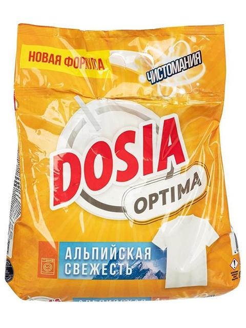 DOSIA СМС Порошок-автомат Optima Альпийская свежесть 1,2кг