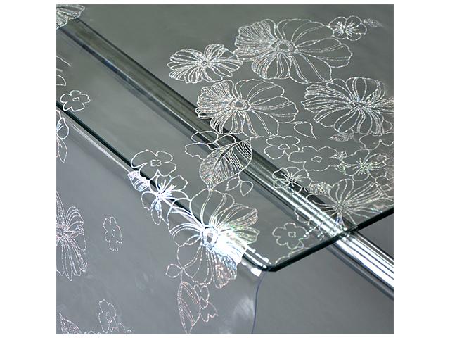 Клеенка столовая GRACE силикон 1м JXT4105-3 (цена за метр) (рулон 20м)