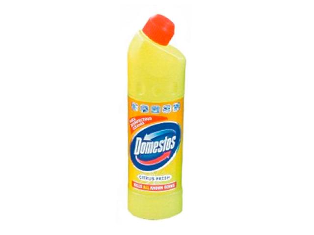 Domestos СЧС для туалета Citrus Fresh желтый 500 мл