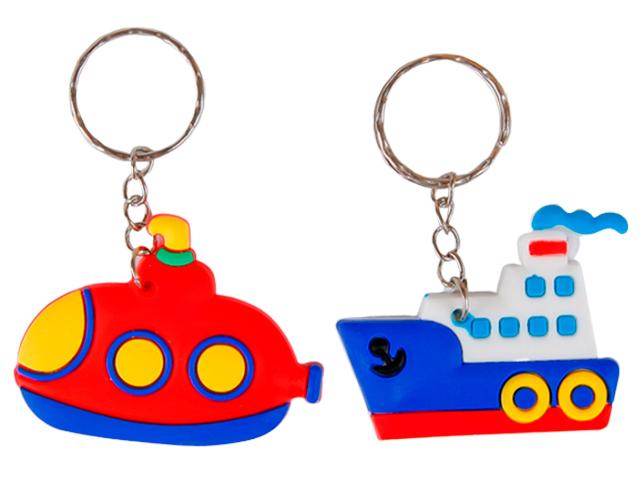 """Брелок для ключей """"Морской транспорт"""" в ассортименте"""