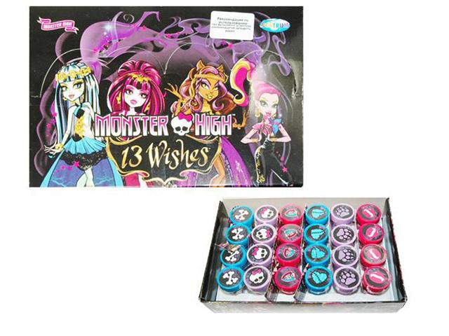 "Штампик Centrum ""Monster High"" d-25 мм"