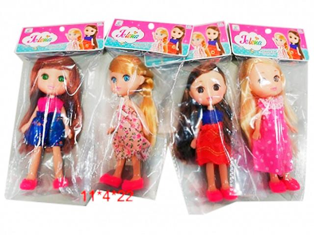 """Кукла """"Jelena"""" 16 см, в пакете"""