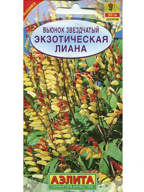 Вьюнок Экзотическая лиана, звездчатый, ц/п, 0,4 гр