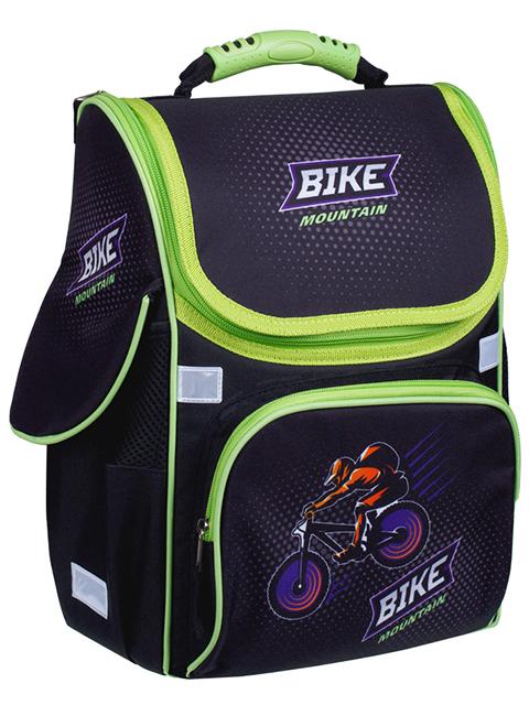 """Ранец школьный ArTSpace """"Junior. Bicycle"""" 37х28х21 см, эргономичная спинка"""