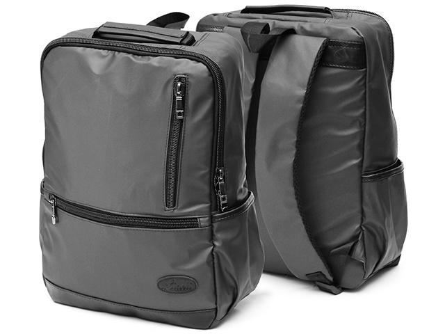 Рюкзак подростковый 39,5х28х11 см, 1 отделение, 4 кармана, черный