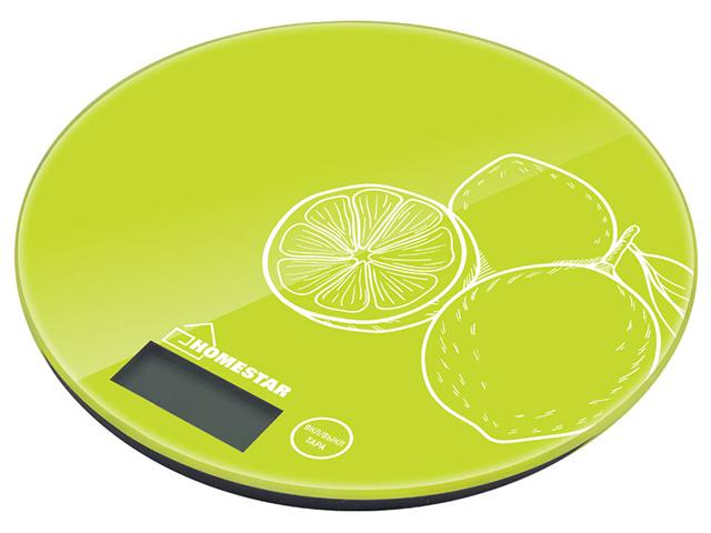 Весы кухонные электронные HOMESTAR HS-3007S, до 7кг.