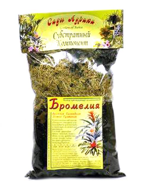 Субстрат Бромелия 1л Сады Аурики