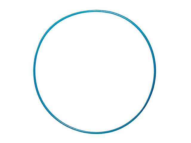 Обруч Absolute Champion пластиковый d=750 мм, голубой