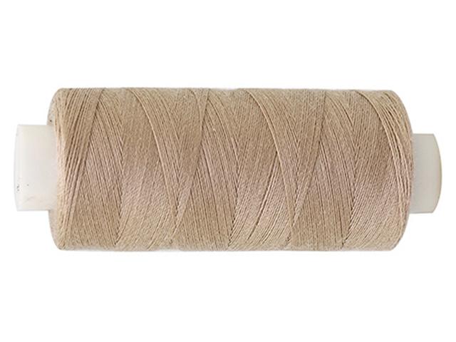 Нитки швейные Bestex, №40, 365м (253 грязно-серый кремовый)