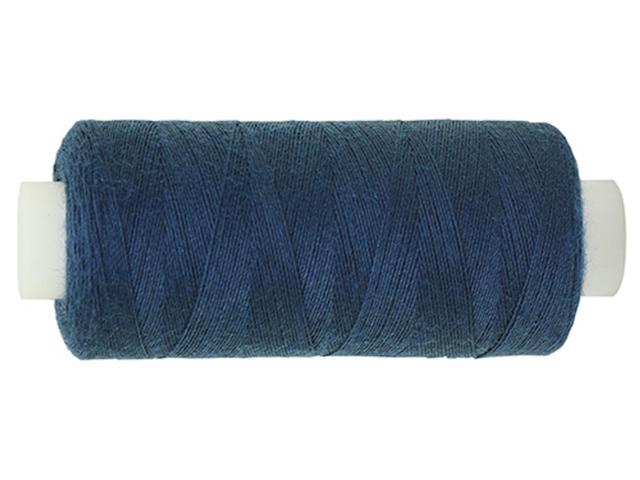 Нитки швейные Bestex, №40, 365м (095 синий)
