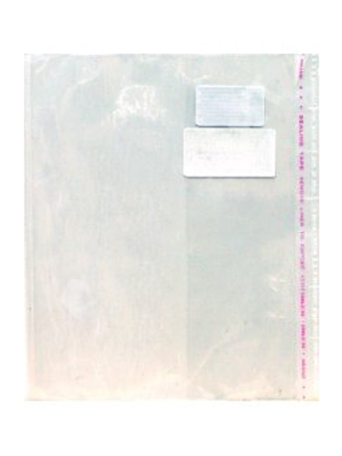 Обложка для учебников, универсальная, с липким слоем, 250х380 мм, 80 мкр