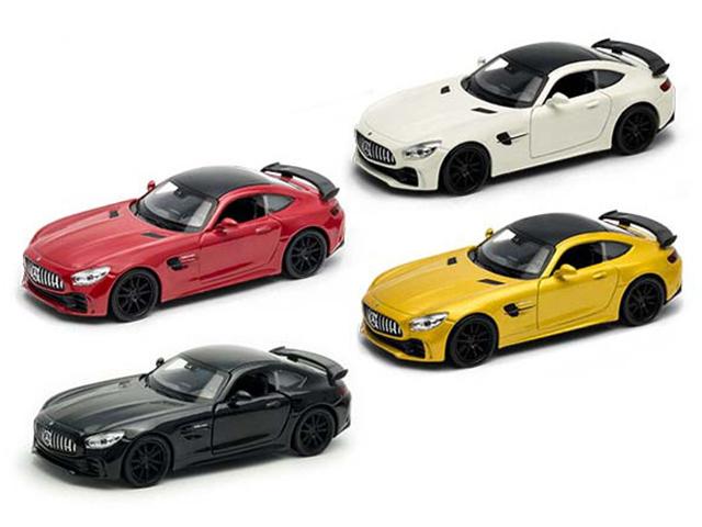 """Машинка-модель """"Mercedes-Benz AMG GT R"""" 1:38 металл, в коробке"""