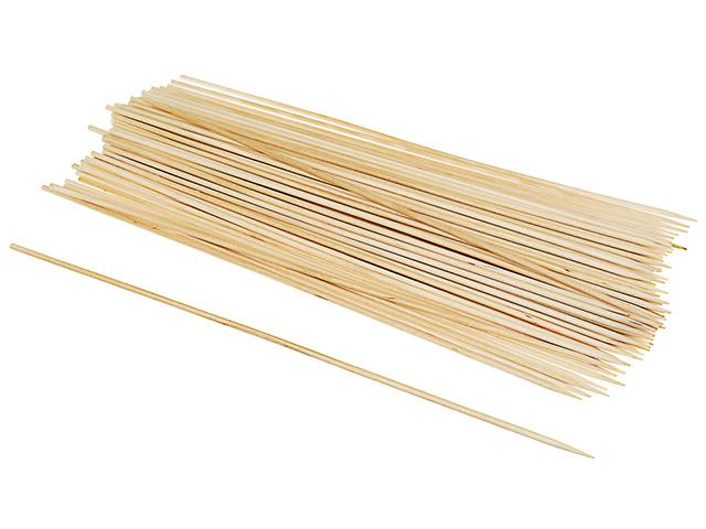 """Шпажки-шампуры """"Grifon"""" 30см, d3мм, деревянные, 100шт. в упак."""