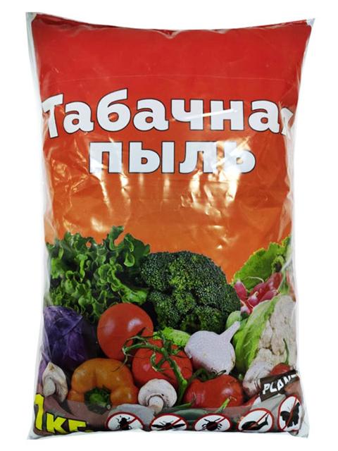 Табачная пыль 1кг (3л) PLANT!T