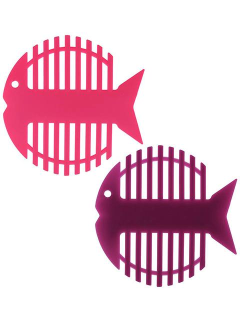 "Подстака под горячее ""Рыба"" SATOSHI 17,5х17,5х1,8см"
