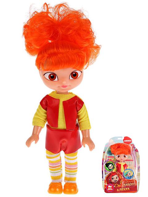 """Игрушка """"Кукла. Сказочный патруль. Аленка"""" 15 см, в блистере"""